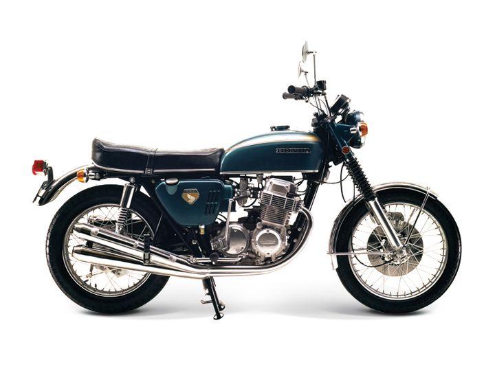Honda CB 750 Four, la abuela de las deportivas modernas