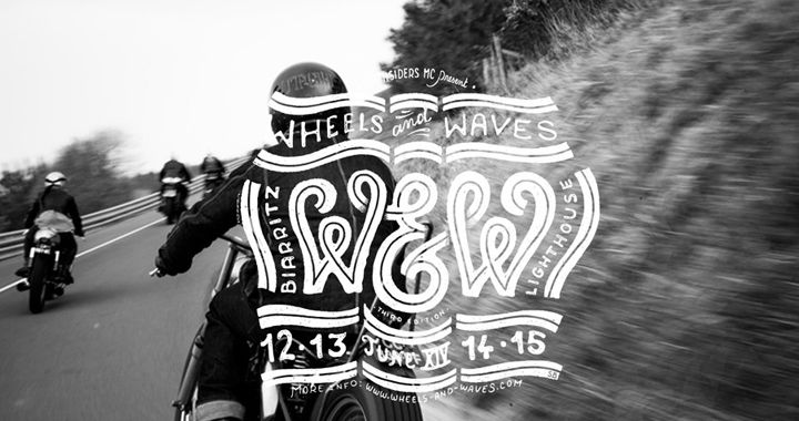 Wheels and Waves Biarritz 2014