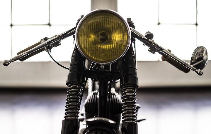 Bultaco Mercurio 155 Cafe Racer - Gas Department