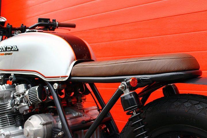 Honda CBX1000 Brat Style - Tarmac Custom Motorcycles