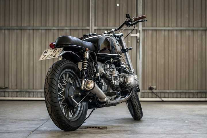 BMW R 100RS Brat Style #CRD49 - Cafe Racer Dreams