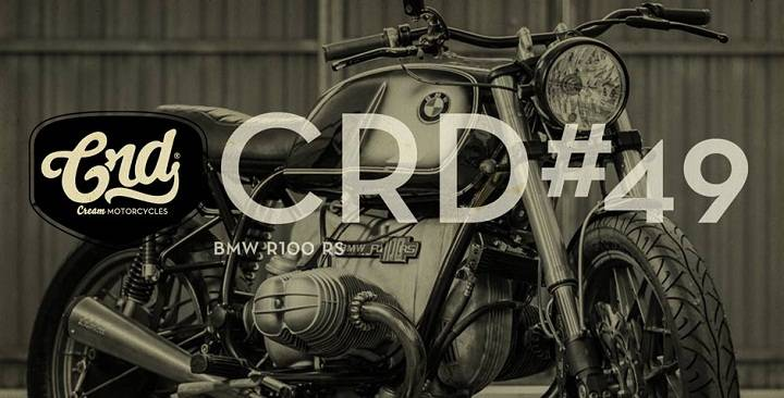 BMW R 100RS Brat Style #CRD49 – Cafe Racer Dreams