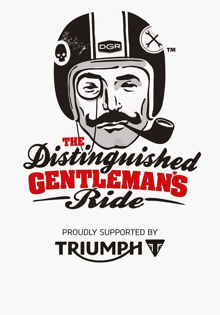 The Distinguished Gentleman's Ride 2014