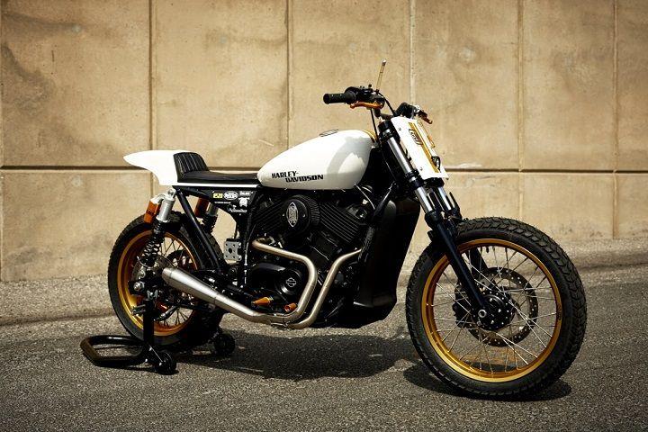Harley-Davidson Street Tracker – Speed Merchant