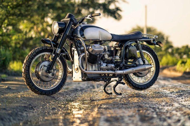 Moto Guzzi Ambassador Street Tracker – BCR