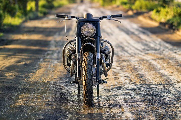 Moto Guzzi Ambassador Street Tracker - BCR