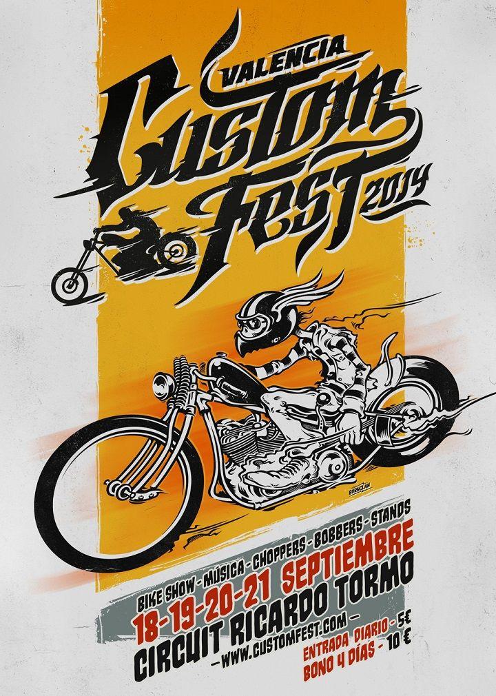 Valencia Custom Fest 2014