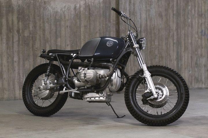 BMW R100 Scrambler - 654 Motors