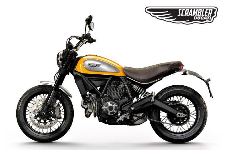 Ducati Scrambler 2015, caracteristicas y ficha técnica
