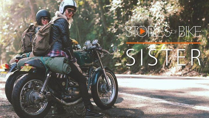 Stories Of Bike – Sister