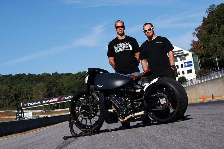 Yamaha R1 Bobber Fatty - Speedconcepts