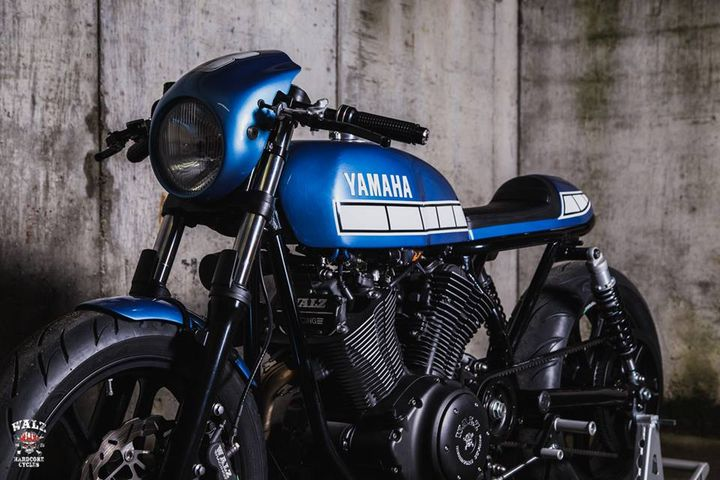 Yamaha XV950 Cafe Racer Marcus Walz