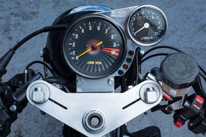 Honda CB900 Cafe Racer Nitro Cycles