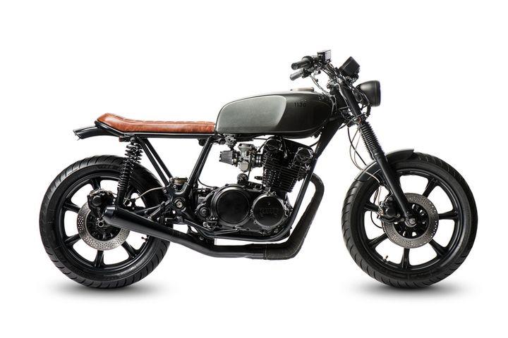 Yamaha XS750 Brat Style – 1130