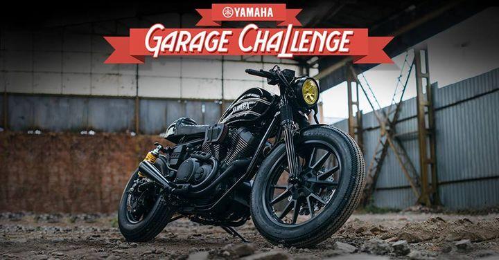 Yamaha XV950 Cafe Racer – New Venezia Moto