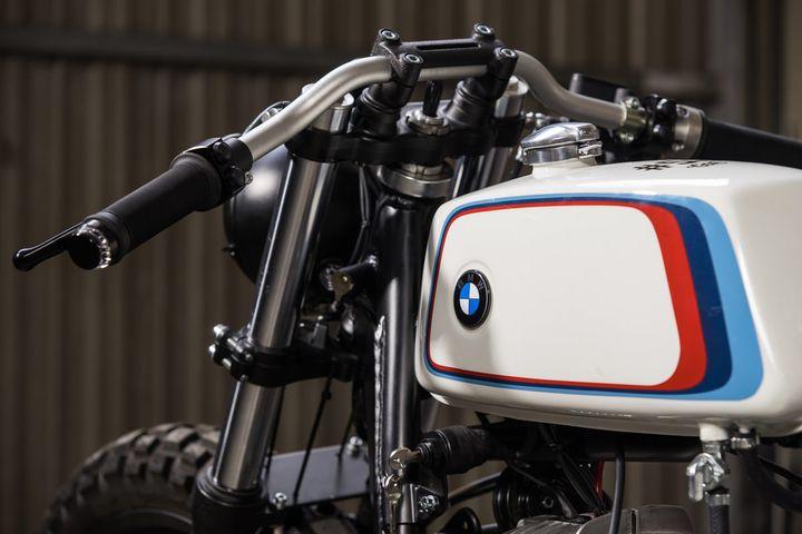 BMW R100 Cafe Racer on Bmw Cafe Racer Dreams
