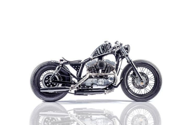 Harley Davidson Bobber – Young Guns Speed Shop
