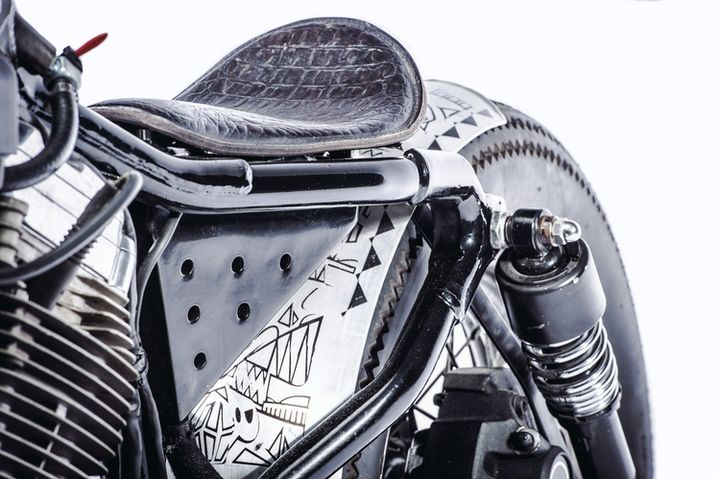 Harley Davidson Bobber by Young Guns Speed Shop