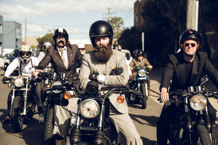2015 The Distinguished Gentleman's Ride