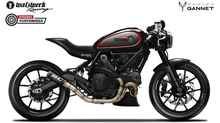 Gannet Design – Diseño de motos custom y productos
