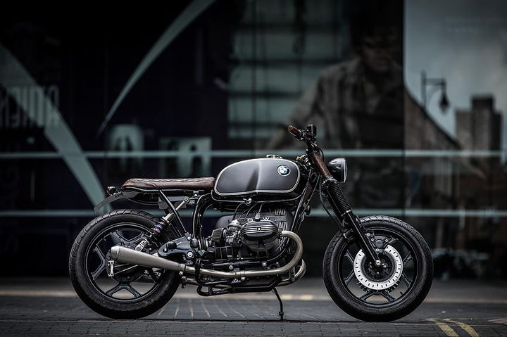 BMW R80 Brat Style by Sinroja Motorcycles 1