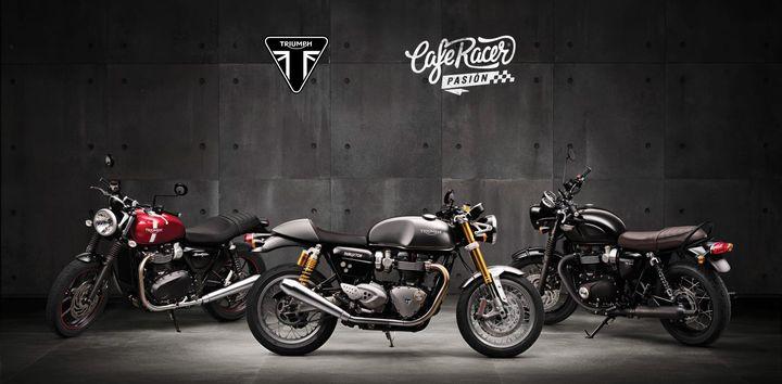 5 nuevas Triumph Bonneville 2016