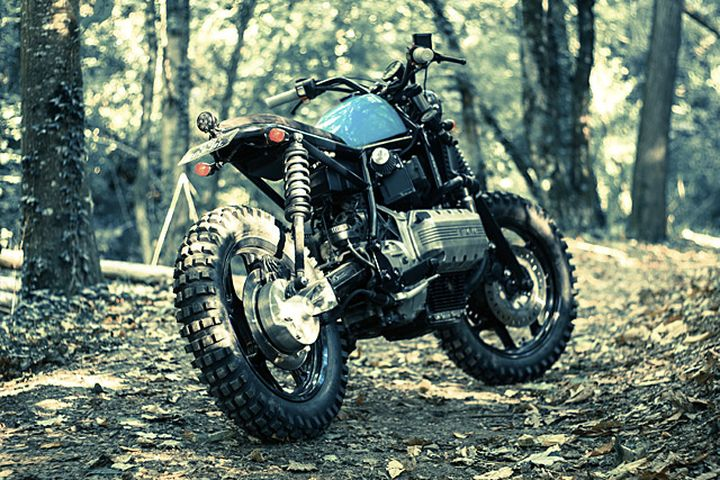 BMW K100 Street Tracker by Ed Turner Motorcycles
