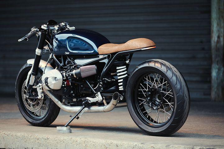 BMW R nineT Cafe Racer - Clutch Custom Motorcycles 2