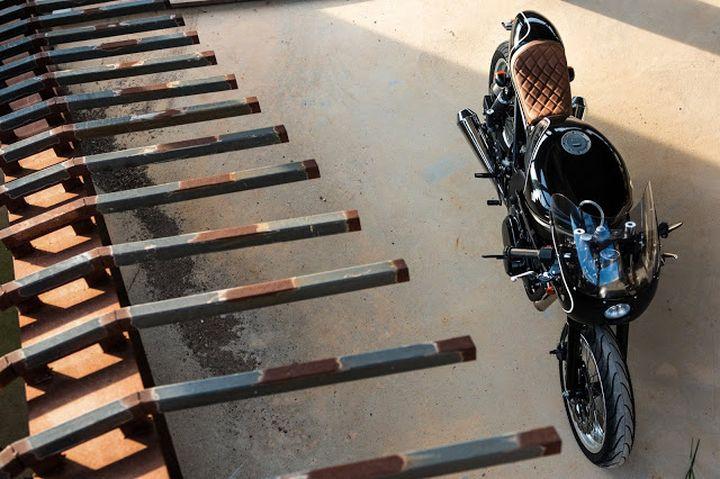 Suzuki GS500 Cafe Racer - H2 Moto 2