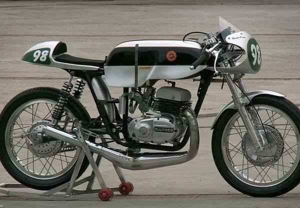 Bultaco Metralla MK2, una moto de carreras para la calle