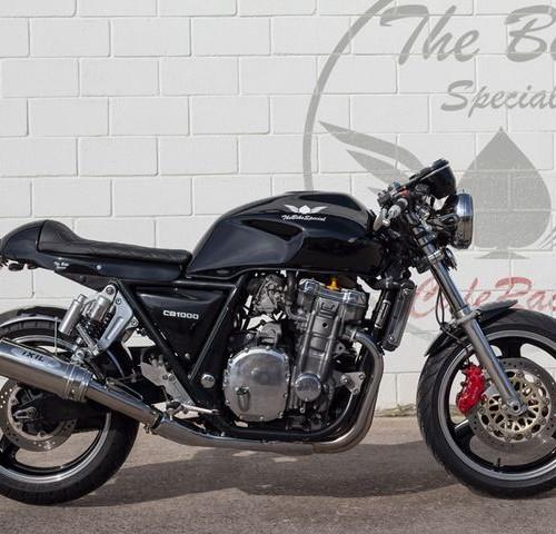 Honda CB1000 Big One Cafe Racer 1