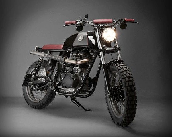 Royal Enfield Scrambler – Analog Motorcycles