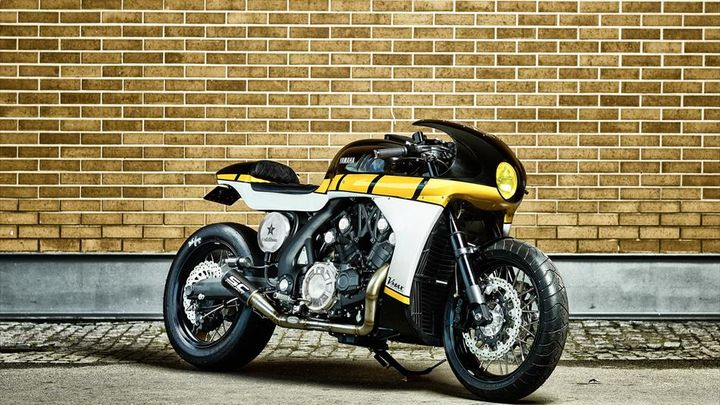 yamaha vmax cafe racer - it rocks!bikes