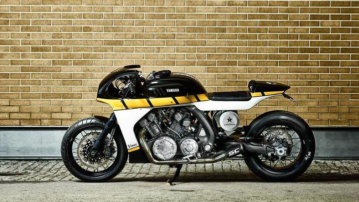 Yamaha VMAX Cafe Racer - it roCkS!bikes 2