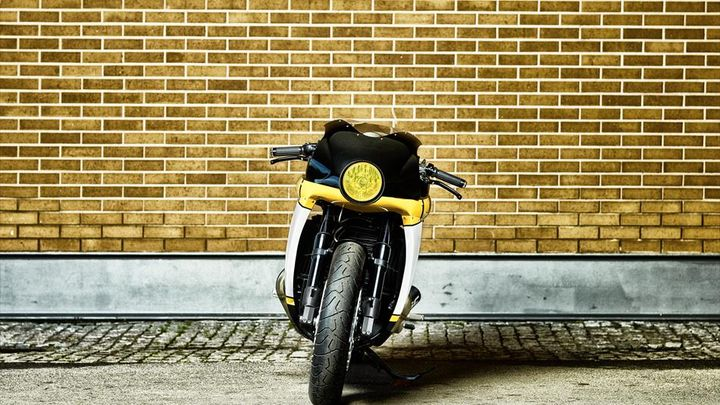 Yamaha VMAX Cafe Racer - it roCkS!bikes 4