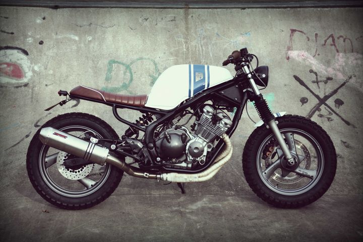 Yamaha XJ600 Diversion Street Tracker – Wrench Kings