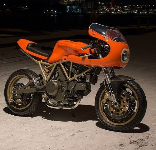 Ducati 750SS Cafe Racer - MOD moto 1
