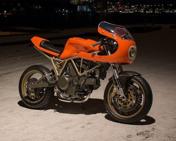 Ducati 750SS Cafe Racer – MOD moto