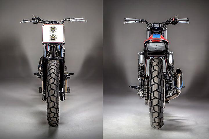 Honda FT500 Ascot Street Tracker - MotoRelic 3