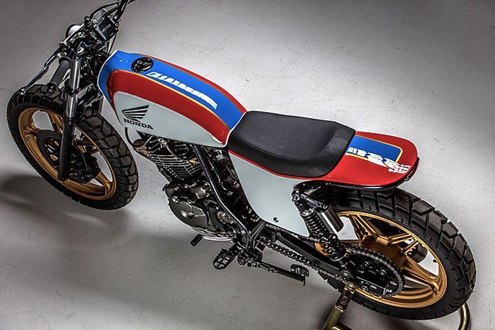 Honda FT500 Ascot Street Tracker - MotoRelic 4
