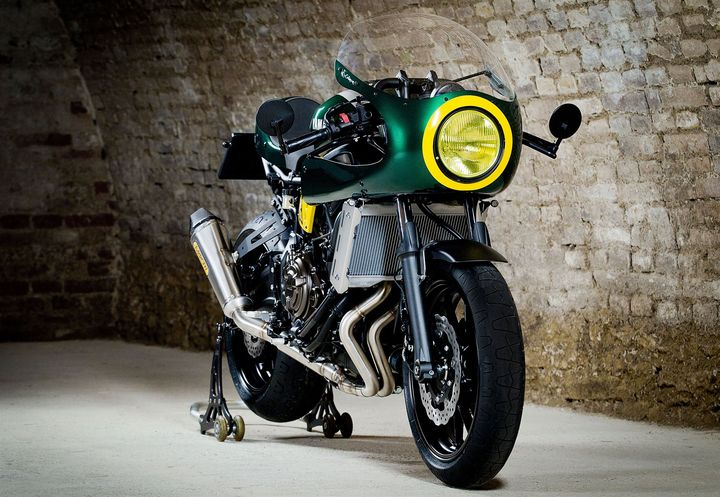 Yamaha XSR700 Cafe Racer - WS-Customs 2