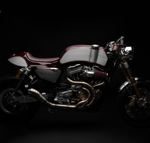 Harley-Davidson Sportster 1200 Cafe Racer – South Garage