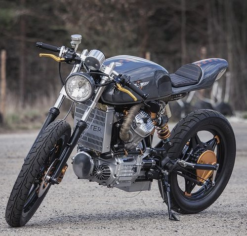 Honda CX500 Cafe Racer - Wena Customs