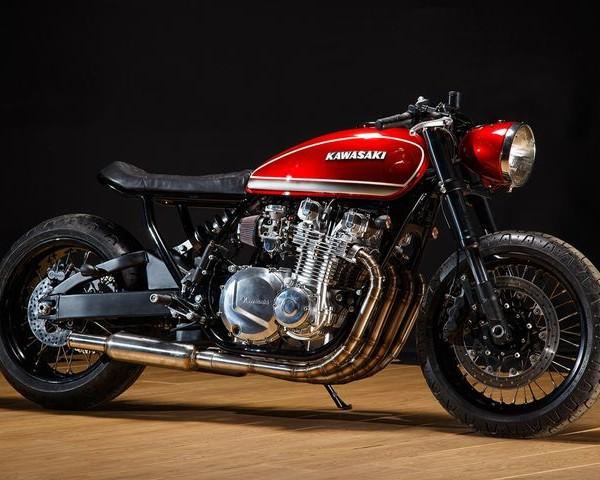 Kawasaki KZ1000 Cafe Racer – Krakenhead Customs