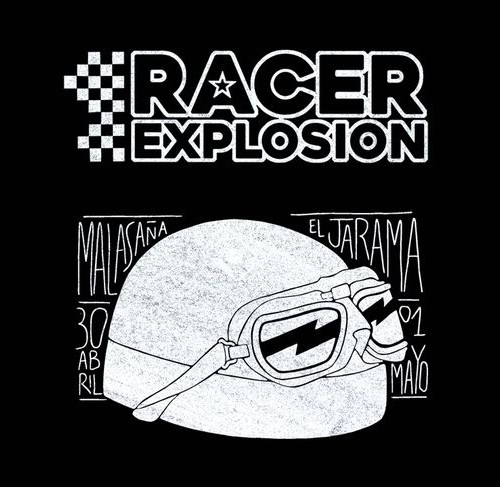 racer explosion