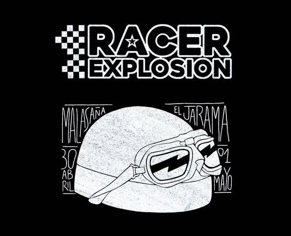 Racer Explosion 2016, Malasaña y Circuito del Jarama