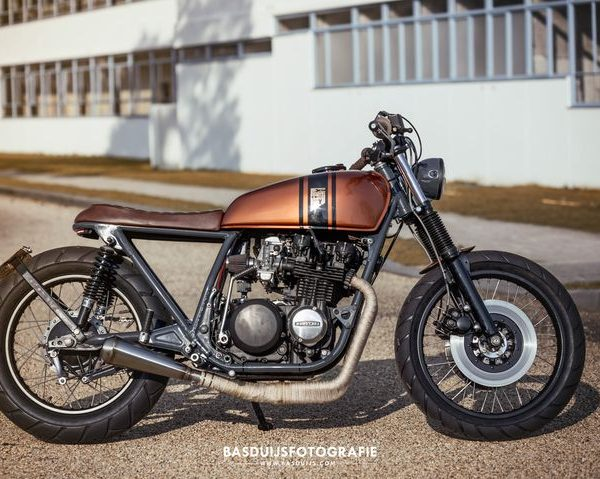 Kawasaki Z650 Brat Style – Wrench Kings
