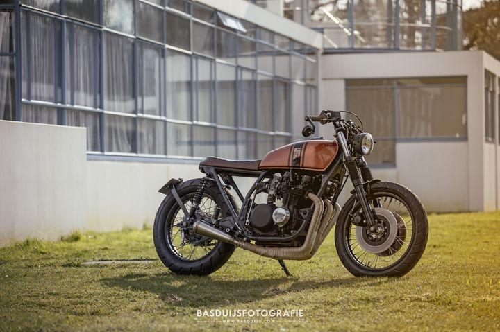 Kawasaki Z650 Brat Style by Wrench Kings 2