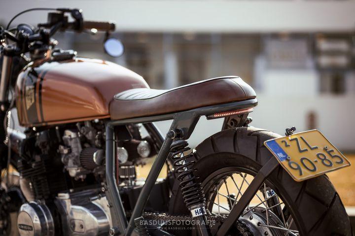 Kawasaki Z650 Brat Style by Wrench Kings 3