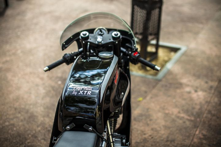 MASH 250 Cafe Racer Café Noir 2016 - XTR Pepo 4